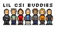 Lil CSI Buddies by ndyjones
