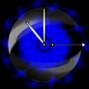 Fractal Ice Clock by alucard07