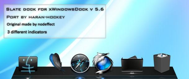 XWD: Slate Dock