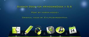 XWD: Summer Dock by haran-hockey