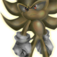 Warrior (Super Sonic) by Bilianna