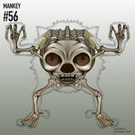 Mankey Anatomy Gif by Christopher-Stoll