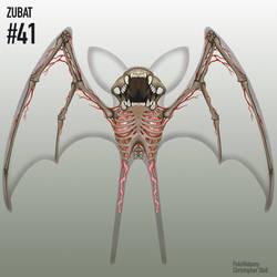 Zubat Anatomy Gif by Christopher-Stoll