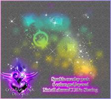Sparkle Overlay Psd Pack