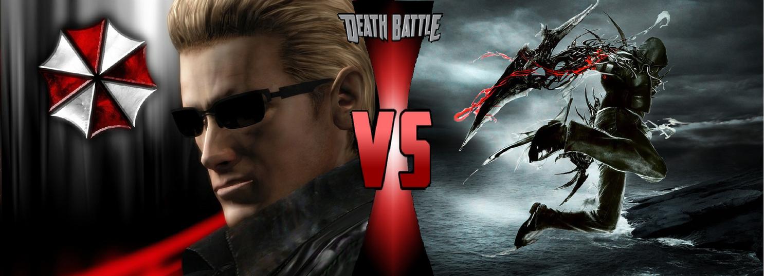 dbd09d4de2a Alex Mercer vs Albert Wesker  The Fight by Breloom-Da-Bassgod on ...