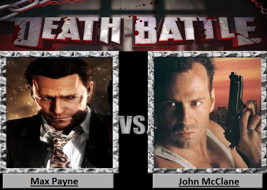 DEATH BATTLE Max Payne vs John McClane Prelude by Breloom-Da-Bassgod