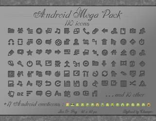 Android Mega Pack by Naeki-Design