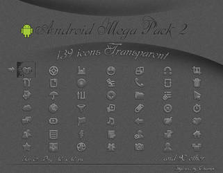 Android Mega Pack 2 by Naeki-Design
