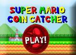 Super Mario Coin Catcher-Game-