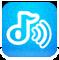 midomi Blue iPhone icon by VidurMurali