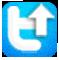 JustUpdate Twitter iPhone icon by VidurMurali