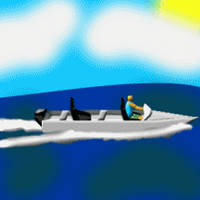 Boat by C-Hillman