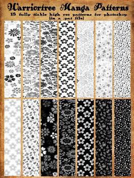 Manga Patterns TEASER