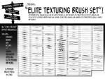Fed Str 3d Elite brush teaser