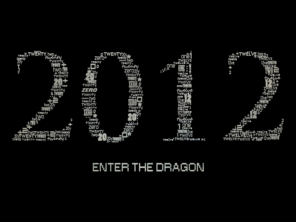 2012 Enter the Dragon by nash88