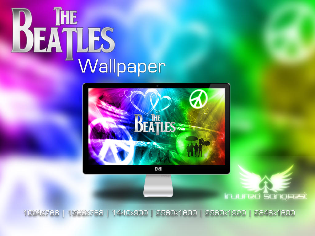 The Beatles Wallpaper by TWe4k