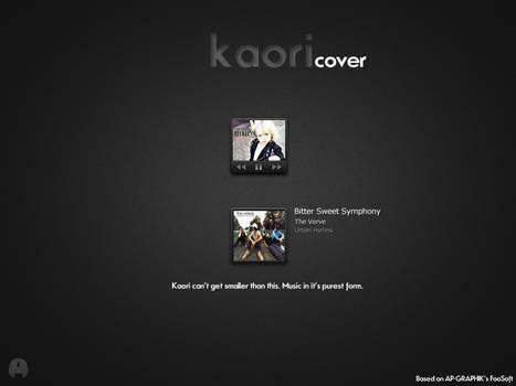 Kaori Cover