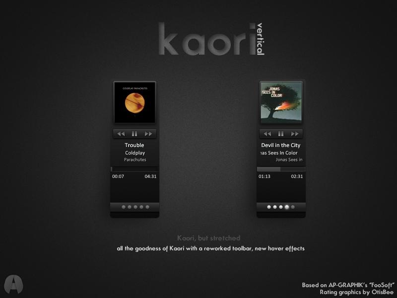 Kaori Vertical by AppliArt