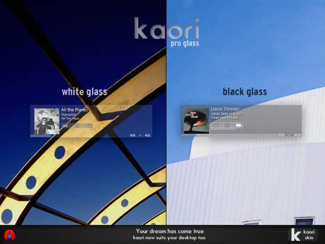 Kaori Pro Glass