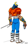Street Fighter 30thAnniversary Tribute Alpha Sodom