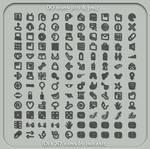 iDea 3D icons