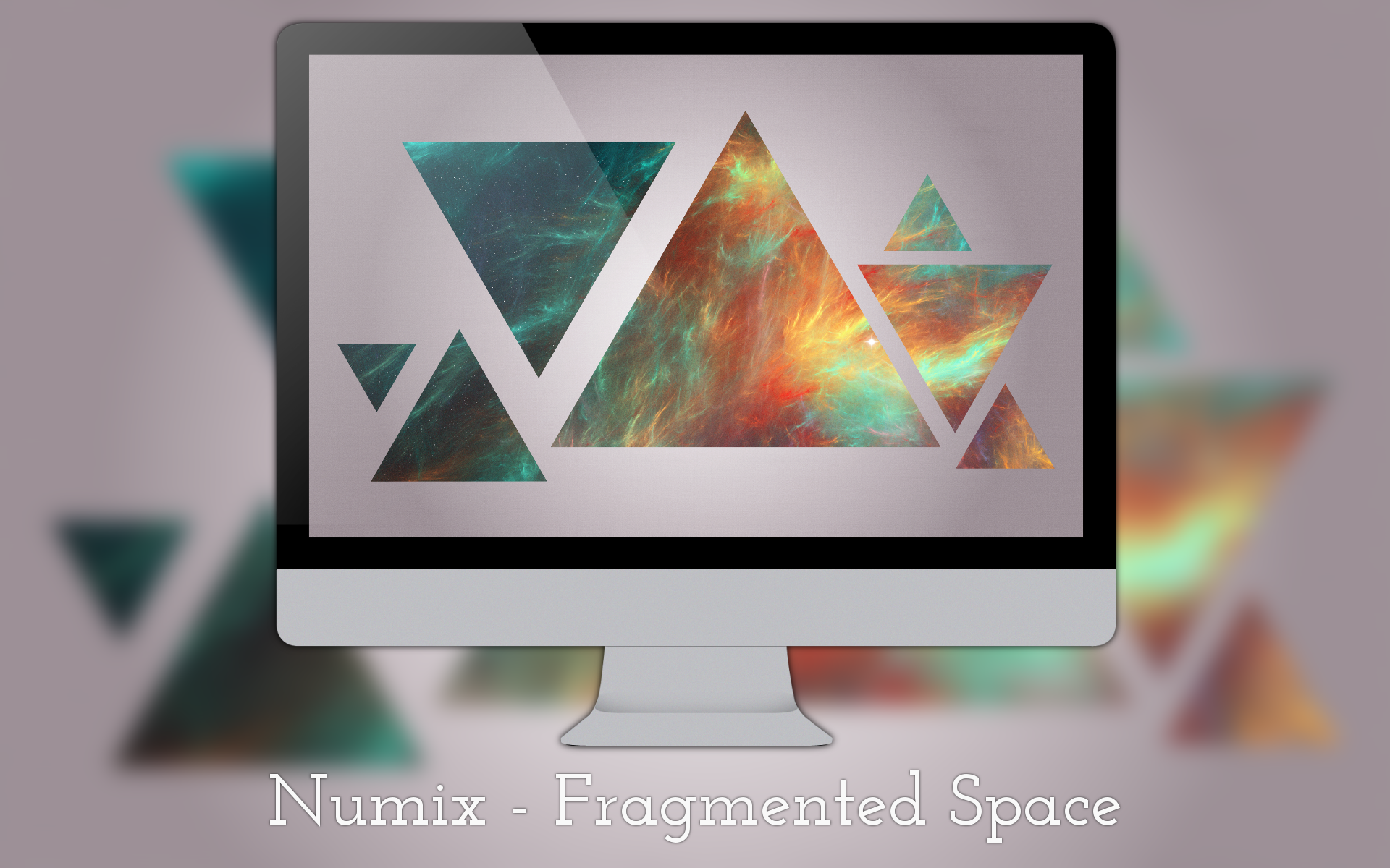 Numix - Fragmented Space by me4oslav