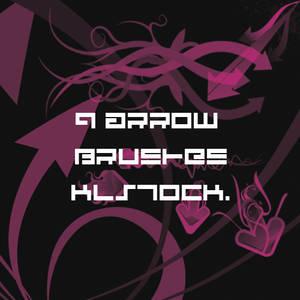 Arrow Brushes CS4