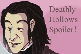 Snape's Secret by ktshy