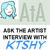 Ask the Artist Interview: Ktshy by ktshy