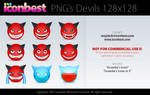 PNG Devil Icons by Iconbest