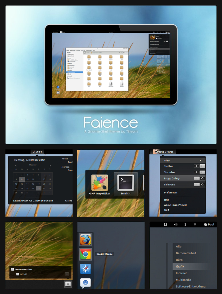 Faience 3.6 by Erabong