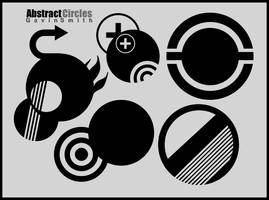 Abstract Circles by AirborneCow