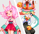 :CM: Metariiika and Kofwea