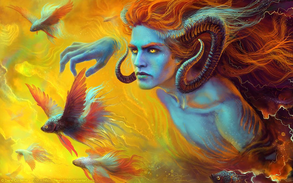 Tempestarii Wallpaper by DianePhotos