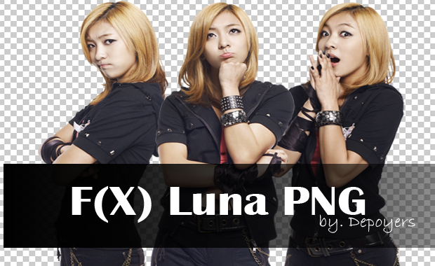 f(x) Luna PNG by Depoyers on DeviantArt F(x) Luna 2014