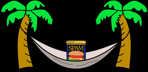 Spamadise Logo
