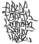 Grafitti Font-Beta test