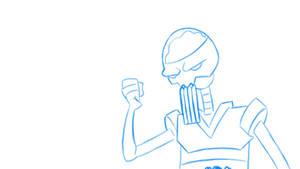 Balibot animated