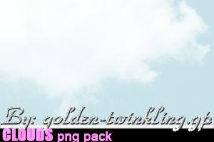 Cloud Png Pack