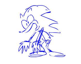 The fastest sonic raf lol by Chocolerian