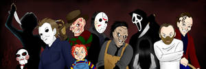 Horror Movie Icons