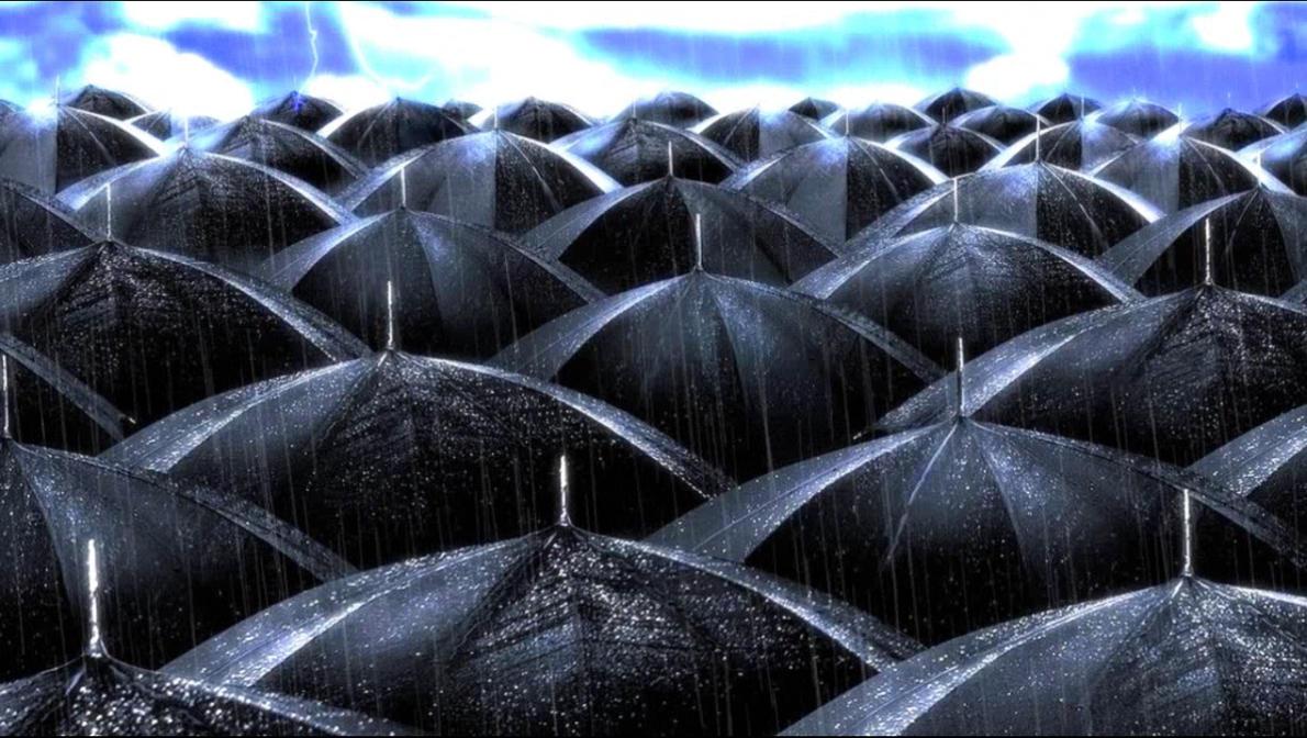 dreamscene rain