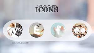 Social Media icons Pack 2