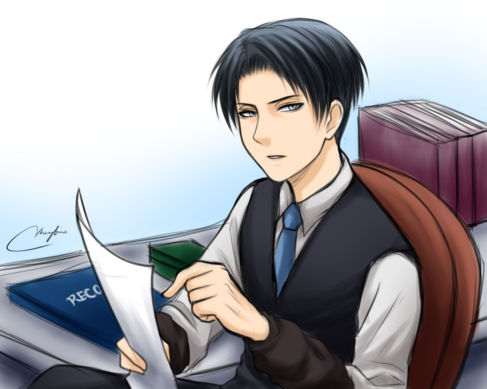 Please Stay [Cheater!Levi x Reader] AU Chp  1 by