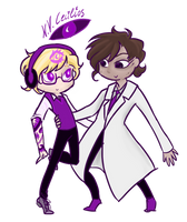 Cecilos (Welcome to night Vale) by Witequeen