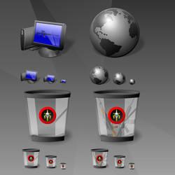 Elite Desktop by IconTexto