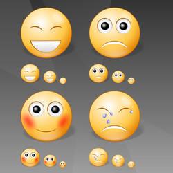IconTexto Emoticons by IconTexto
