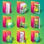 Aurora Folders