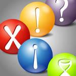 IconTexto Message Types