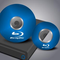 IconTexto Blu-ray Discs